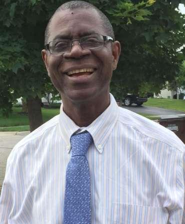 Mr. Peter Egwudo